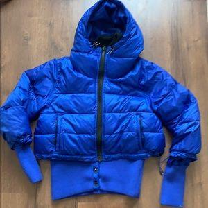 Stella McCartney Adidas Jacket Medium Blue Purple
